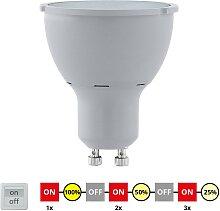 EGLO 11541 - LED Dimmbare Glühbirne GU10/5W/230V