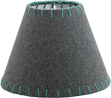 Eglo 49433 - Lampenschirm VINTAGE bestickt grün
