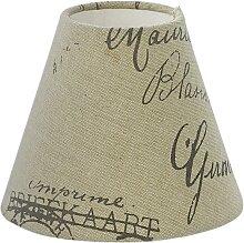 Eglo 49985 - Textil-Lampenschirm VINTAGE E14