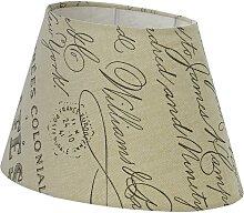 Eglo 49986 - Textil-Lampenschirm VINTAGE E14/E27