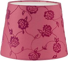 EGLO 88595 - Stoff Lampenschirm MY CHOICE rosa