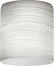 EGLO 90254 Lampenschirm, Glas, weiß