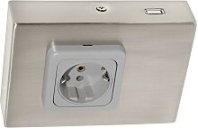 Eglo 94664 - Küchenschrank-Steckdose inkl.USB
