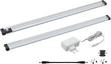 Eglo 94692 - SET 2x LED Schrankbeleuchtung mit