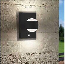 Eglo 96021 - LED Outdoor leuchte mit Sensor