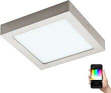 Eglo 96679 - LED RGB Deckenleuchte FUEVA-C