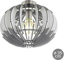 Eglo 96971 - Deckenleuchte OLMERO 1xE27/60W/230V