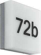 Eglo 97289 - LED Hausnummer CORNALE LED/8,2W/230V