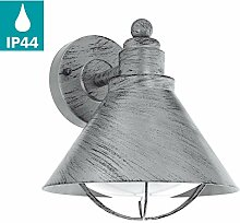 EGLO Außen-Wandlampe Barrosela, 1 flammige