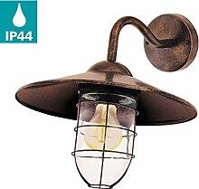 EGLO Außen-Wandlampe Melgoa, 1 flammige