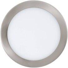 EGLO connect Fueva-C LED-Einbauleuchte weiß 22,5cm