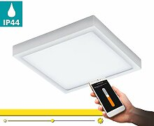 EGLO connect LED Außen-Deckenlampe Argolis-C,