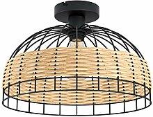 EGLO Deckenlampe Anwick, 1 flammige Deckenleuchte