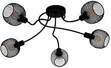 EGLO Deckenlampe Wrington 1, 5 flammige