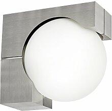 Eglo Lampe sobremuro Dodo E27, 22W, braun antik,