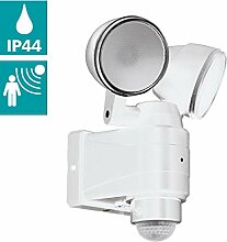 EGLO LED Außen-Wandlampe Casabas, 2 flammige