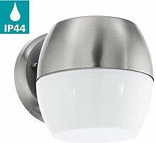 EGLO LED Außen-Wandlampe Oncala, 1 flammige
