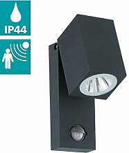 EGLO LED Außen-Wandlampe Sakeda, 1 flammige