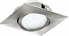 EGLO LED Einbaustrahler Pineda, LED Spot aus