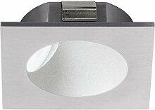 EGLO LED Einbaustrahler Zarate 1, LED Spot aus