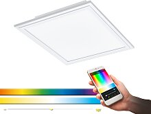 EGLO LED Rasterleuchte SALOBRENA-C, LED-Board,