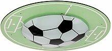 EGLO TABARA Deckenlampe, Kinderlampe mit Fußball