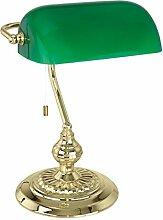 EGLO Tischlampe Banker, 1 flammige Tischleuchte