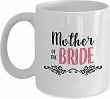 Egoa Ceramic Mug Mutter Der Braut Teebecher