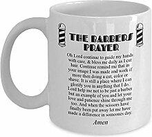 Egoa Kaffeebecher Barber'S Prayer Mug