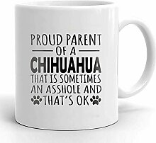 Egoa Kaffeebecher Chihuahua Chihuahua Mama