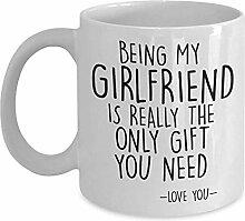 Egoa Kaffeebecher Funny Gf Gifts Girlfriend Mug