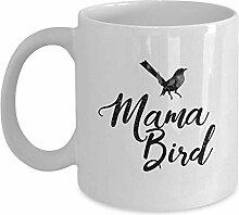 Egoa Kaffeebecher Mama Bird Unique Kaffeebecher