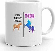 Egoa Kaffeebecher Militärkrankenschwester
