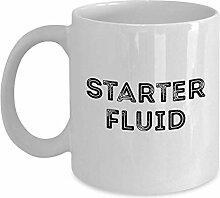Egoa Kaffeebecher Starter Flüssigkeit