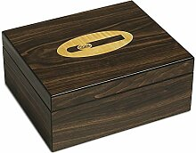 EGOIST Holz Zigarren Humidor- 30 Decò, mit