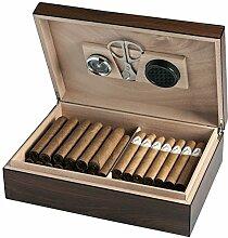 Egoist JK00170 Holz Humidor Box Set für ca. 25
