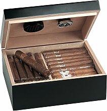 Egoist JK00180 Holz Humidor Box mit Hygrometer