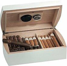 Egoist JK00414 Holz Humidor Box mit Hygrometer