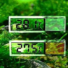 Egurs Aquarium-Thermometer, Aquarium 3D