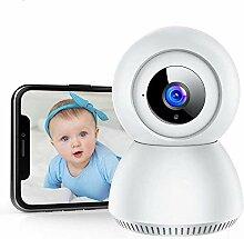 EGWG 1080P Babyphone mit Kamera WiFi IP-Kamera mit