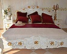 Ehebett Doppelbett Bett Schlafzimmer Barock