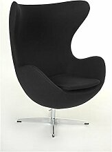 Ei Sessel Egg Chair Reproduktion von Arne Jacobsen