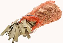 EICHE 28 kg Brennholz Anzündholz Anmachholz
