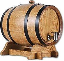 Eichenfass, Eiskübel Bierkühler Weinfass