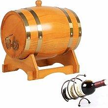 Eichenfass, Whiskyfass 5L Handgefertigtes