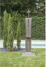 Eichenwald Ideal Kaltwasser Außendusche Gartendusche Bahama 706511