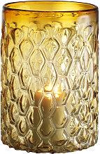EICHHOLTZ Aquila Windlicht, Gelb