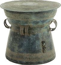 EICHHOLTZ Drum Thai Beistelltisch Ø 59 cm,