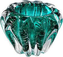 EICHHOLTZ Ducale Glasschale, Türkis