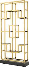 EICHHOLTZ Lagonda Cabinet Regal, Gold